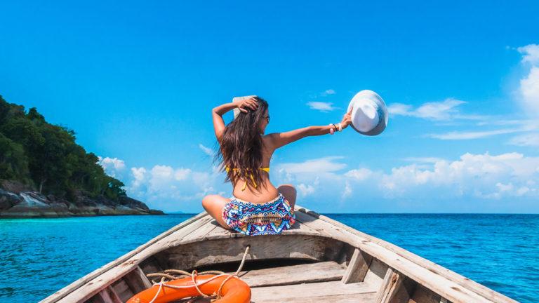 ทำไม การไปเที่ยวทะเล ถึงดีต่อใจและเป็นที่ชื่นชอบของคนทุกเพศทุกวัย