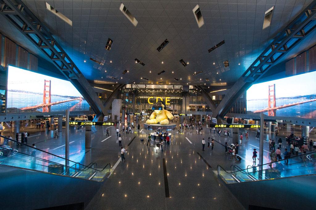 ท่าอากาศยานนานาชาติฮามัด โดฮา กาตาร์ สุดยอดสนามบิน