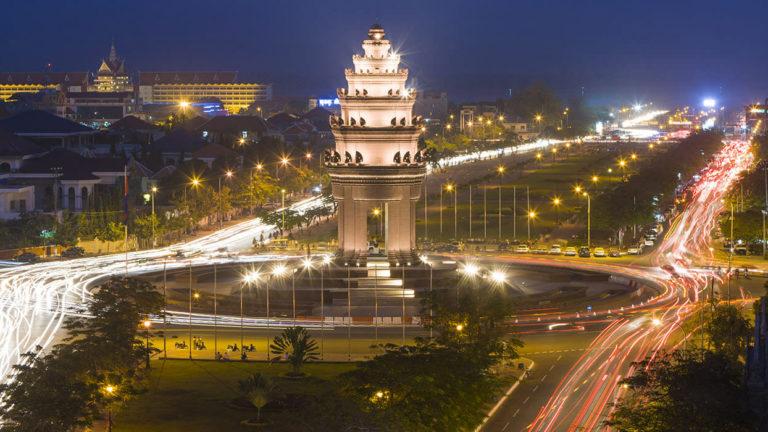 ปักหมุด 5 สถานที่ท่องเที่ยวถ่ายรูปสวยพนมเปญ ประเทศกัมพูชา
