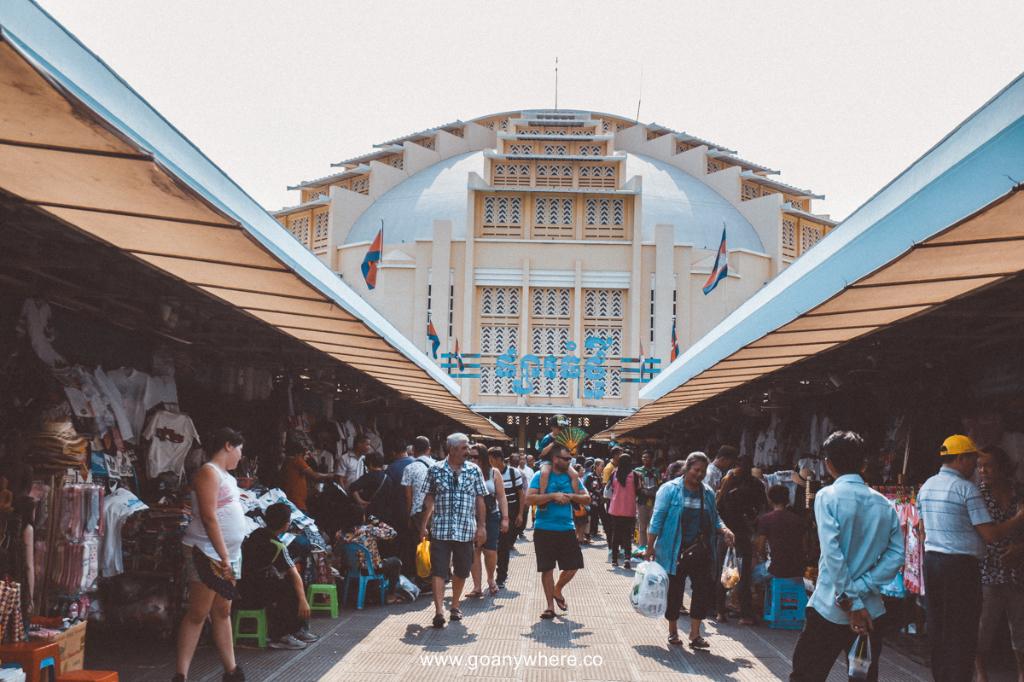 4. Phsar Neak Meas market