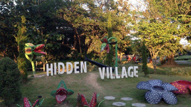 Hidden Village เชียงใหม่ หรือหมู่บ้านไดโนเสาร์ที่ไม่ได้มีดีแค่ไดโนเสาร์