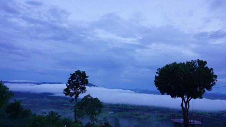 ชิงช้าต้นไม้ จุดชมวิวที่แสนงดงามของไทยอีกหนึ่งที่ที่เด็ด