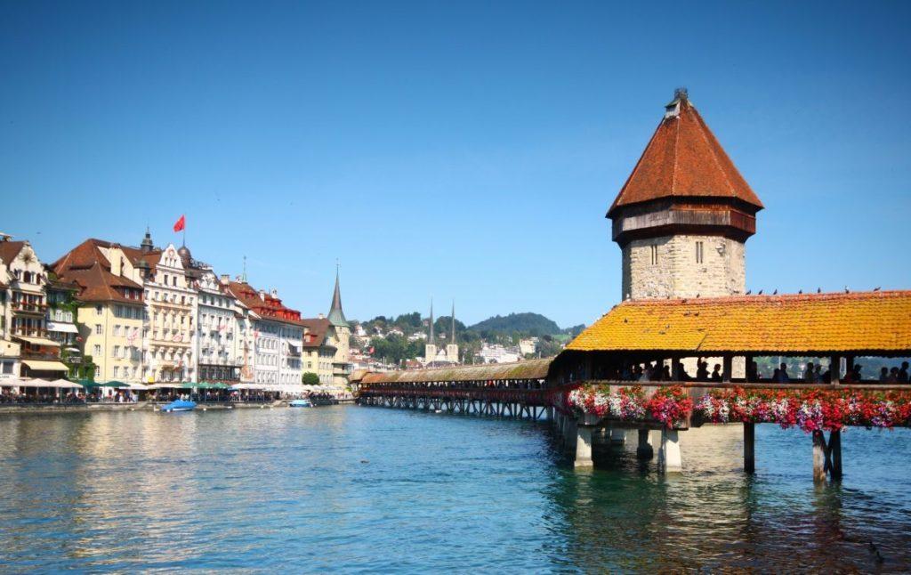 ที่เที่ยว สวิตเซอร์แลนด์