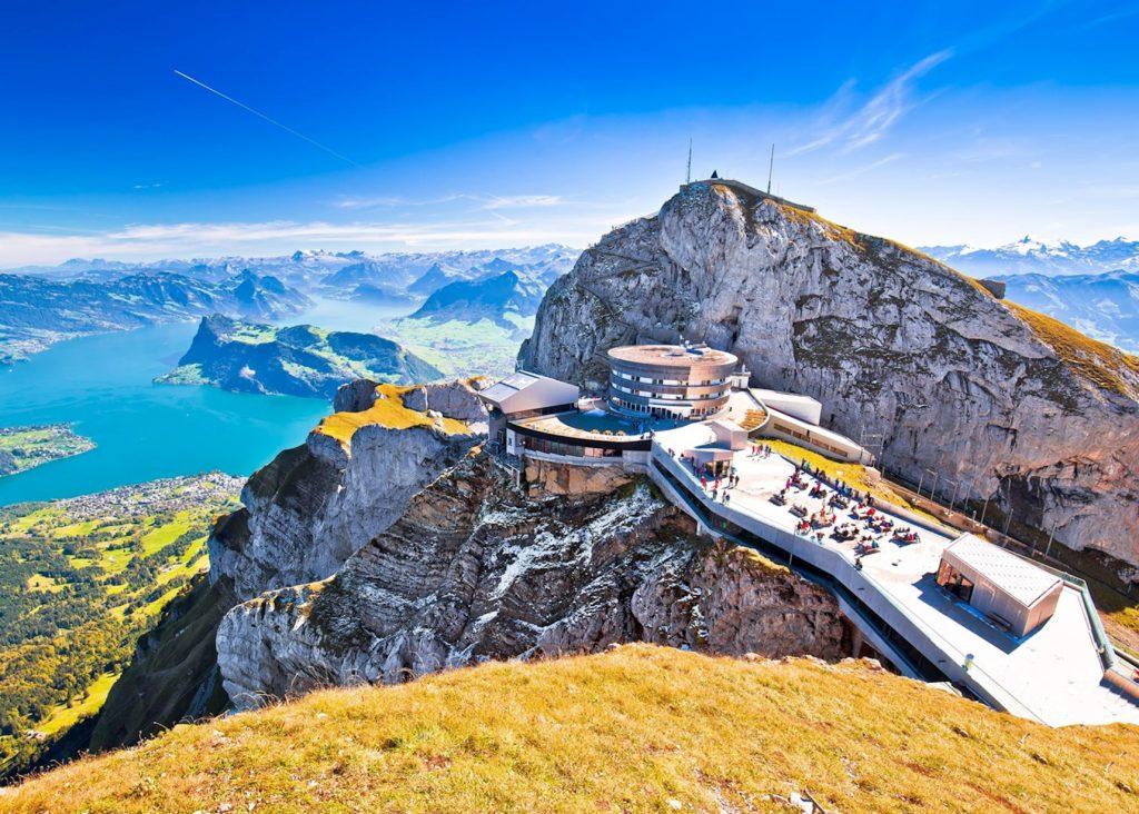 ที่ทเี่ยว สวิตเซอร์แลนด์
