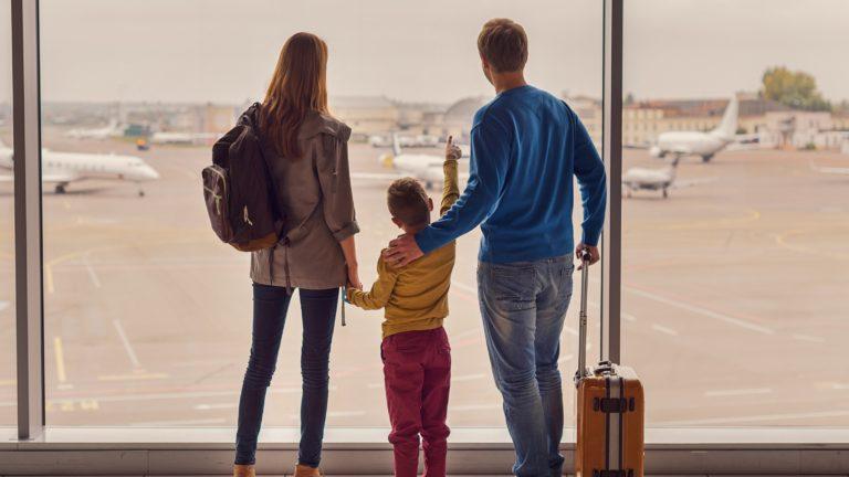 แนะนำ 10 วิธีการทำให้ลูกสงบ ในขณะที่เดินทางท่องเที่ยว (ตอนที่ 1)