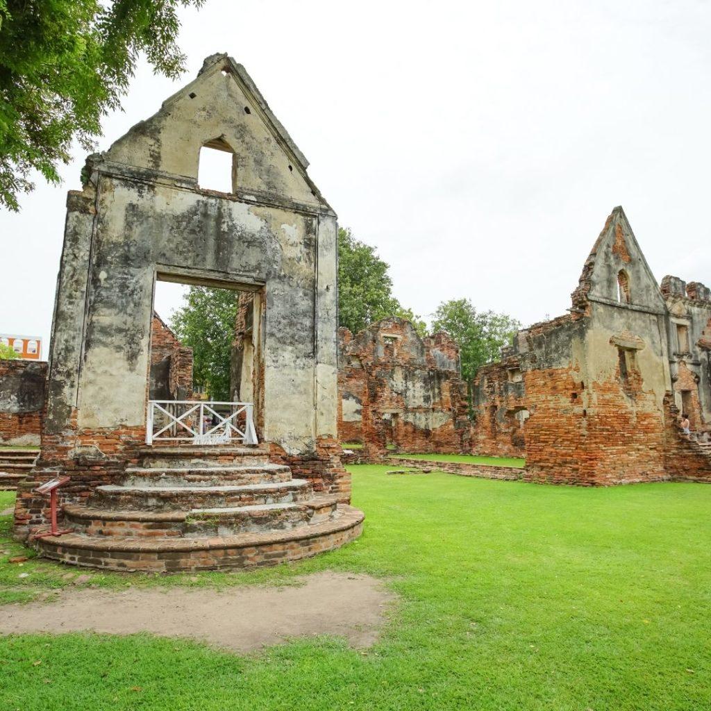 บ้านเจ้าพระยาวิชาเยนทร์ ที่เที่ยวลพบุรี