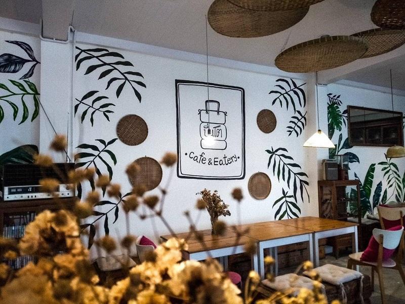 ปิ่นโต Cafe & Eatery นครนายก