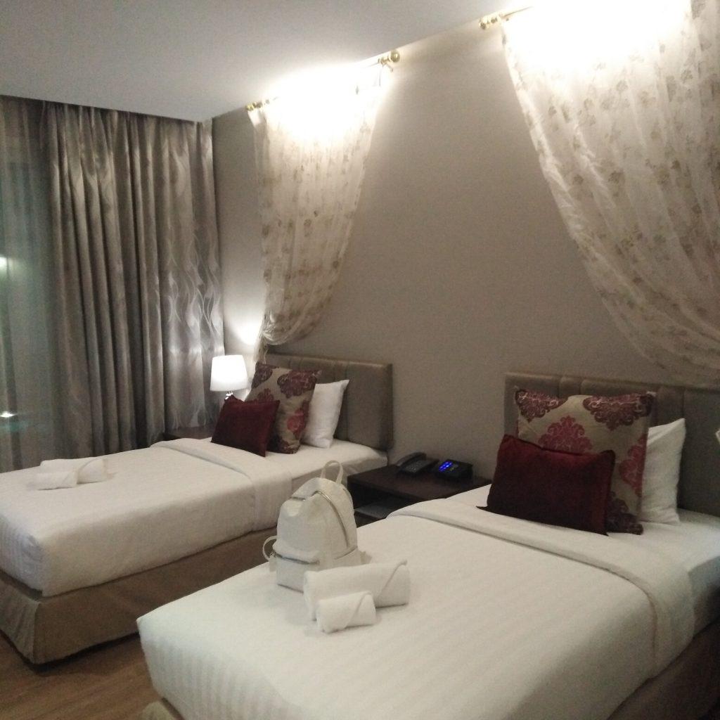 โรงแรมเลอพัธทา (Le Patta Hotel)