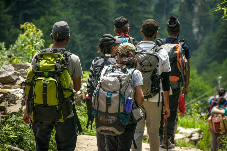 การท่องเที่ยวสไตล์การ เดินป่า
