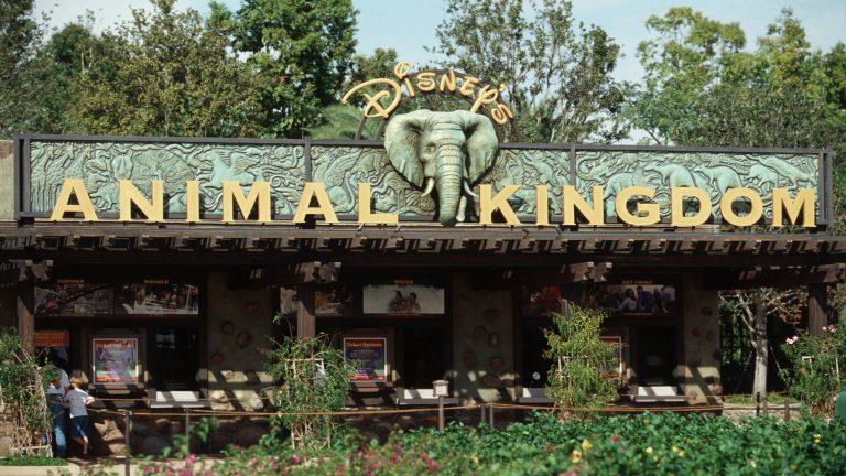 """""""ดิสนีย์คิงดอม"""" (Disney kingdom) สวนสัตว์แห่งความสนุกของดิสนีย์"""