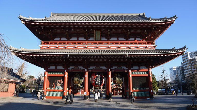 """""""วัดอาซากุสะ"""" ที่เที่ยววัดใหญ่ประจำเมืองหลวงในประเทศญี่ปุ่น"""