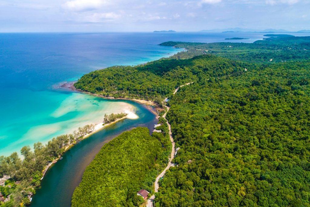 หาดคลองเจ้า เกาะกูด