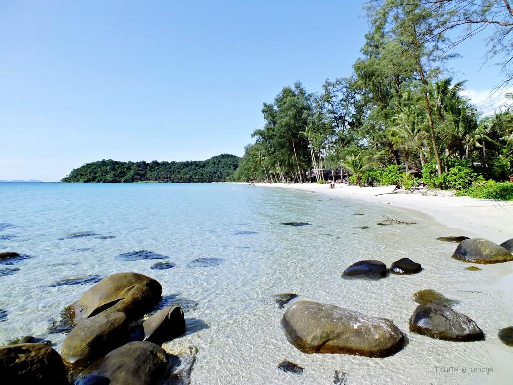 หาดบางเจ้า เกาะกูด