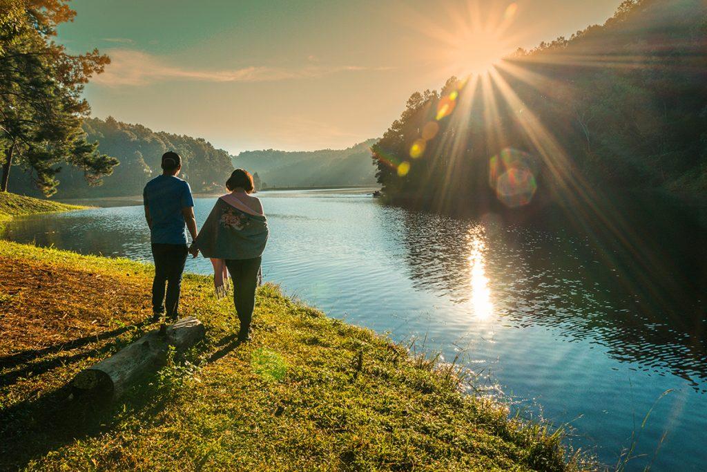 สถานที่ท่องเที่ยวสำหรับการเดท ที่คู่รักหวานใจจะต้องพากันไปเที่ยวด้วยกัน