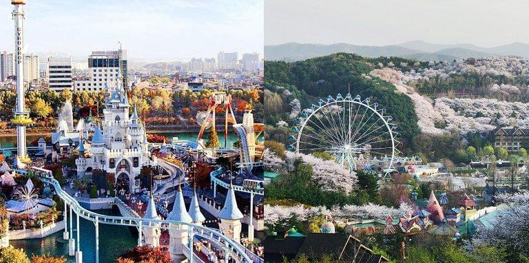 LotteWorld สวนสนุกประจำเกาหลีใต้ที่ไม่ไปไม่ได้แล้ว