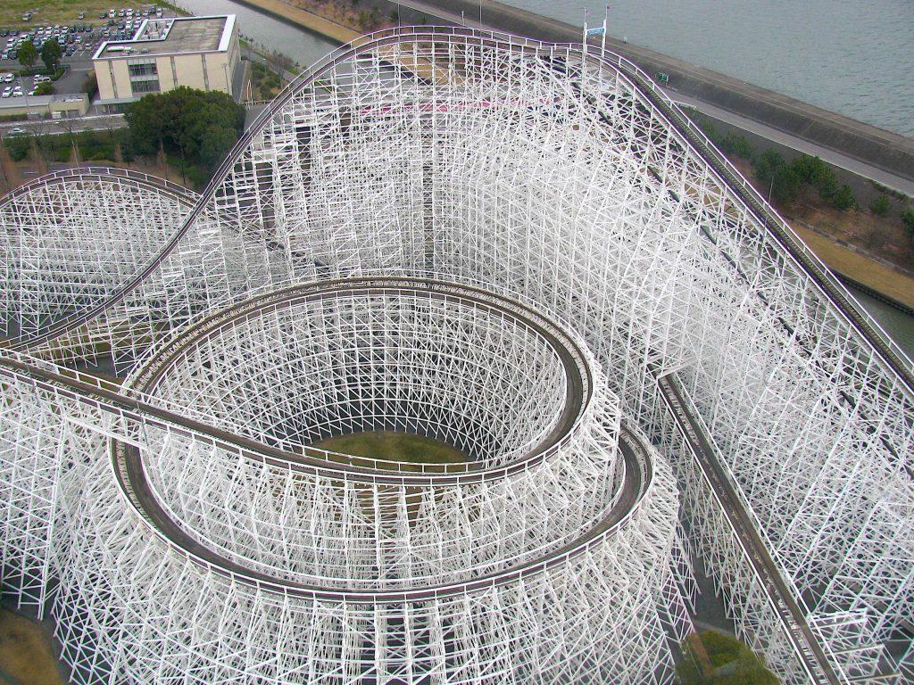 Nagashima Spa Land สวนสนุกที่อยู่คู่กับประเทศญี่ปุ่นมาโดยตลอด