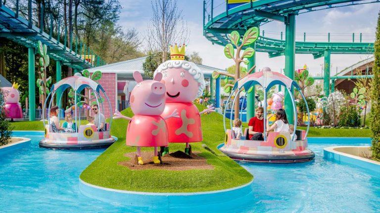 PaultonsPark สวนสนุกสำหรับครอบครัวจากแฮมป์เชียร์ ประเทศอังกฤษ